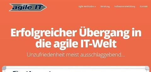Agile IT Österreich | Agile Softwareentwicklung