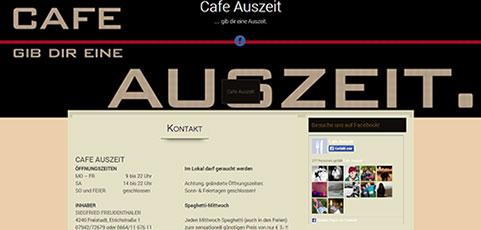 Cafe Auszeit Freistadt